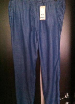 Летние легкие брюки .100% лиоцелл