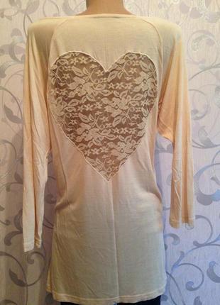 Платице туника с секретом блуза