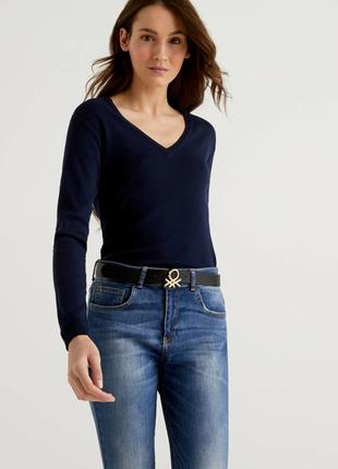Пуловер, размер xs, united colors of benetton,  италия