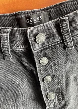 Джинсовые шорты guess