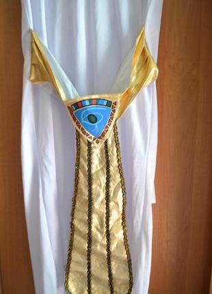 Женский карнавальный костюм египетская царица, клеопатра