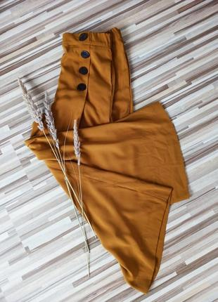 Шикарные штаны кюлоты