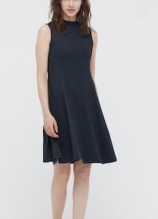 Платье футляр uniqlo