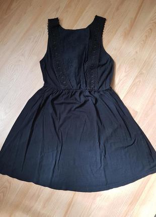 Платье с открытой спинкой, сарафан