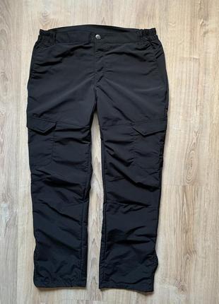 Мужские спортивные треккинговые штаны демисезон
