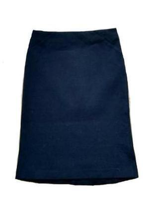 Bottega veneta шерстяная фирменная юбка