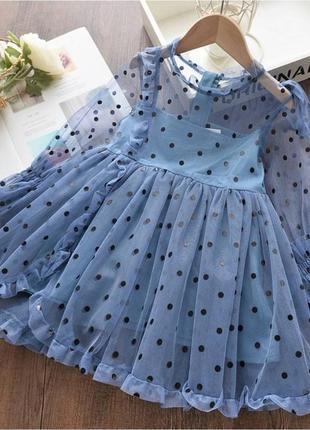 Нарядное платье для девочки 😍