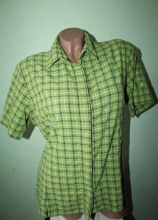 Красивая рубашка с потайными пуговицами