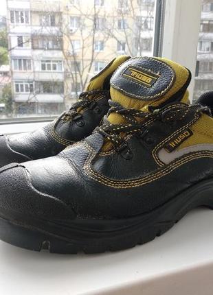 Туфли,ботинки мужские рабочие triuso!