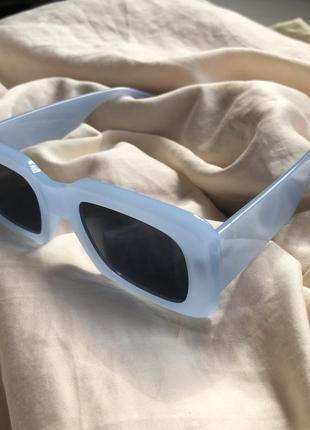 Крупные очки
