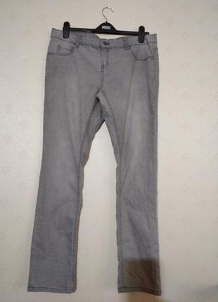 Стрейч коттон джинсы батал esmara uk18,евро 46, наш 52