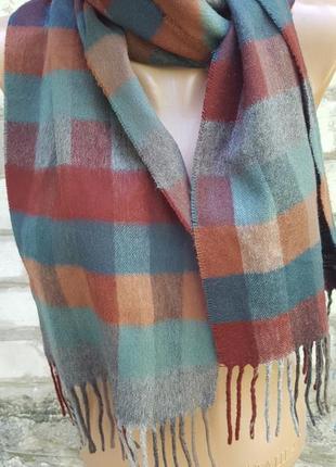Шерстяной мягкий шарф hammond and co