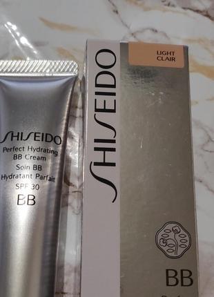Bb крем для лица shiseido