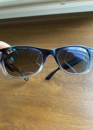 Солнечные очки rayban (оригинал)