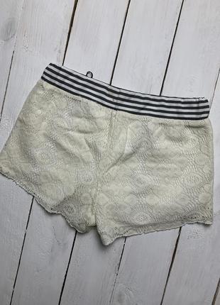 Новые шикарные шорты ovs италия / качественные джинсы