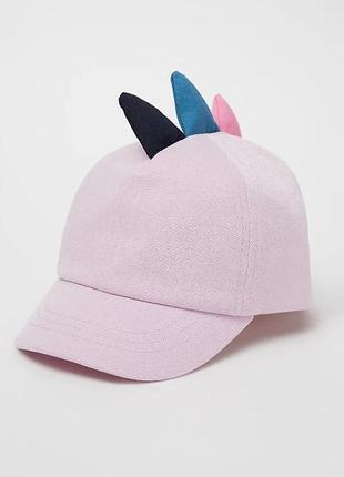 Кепка бейсболка george дракоша для девочки кепка для дівчинки