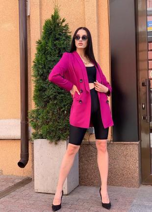 Пиджак в стиле zara