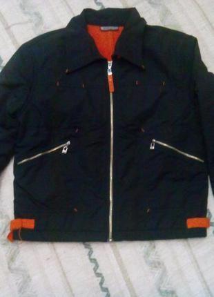 Распродажа куртка демисезонная короткая