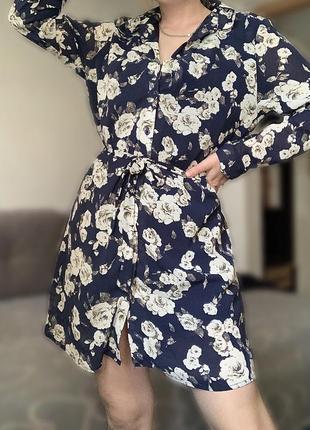 Платье рубашка обмен