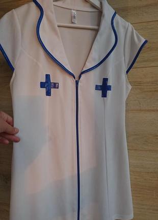 Халат медсестры костюм медсестры ann summers eur 40-42