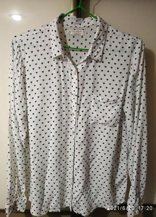 Блузочка - рубашка