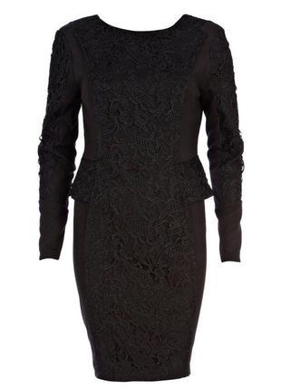 Сукня, плаття, платье, платье кружевное, сукня в діловому стилі