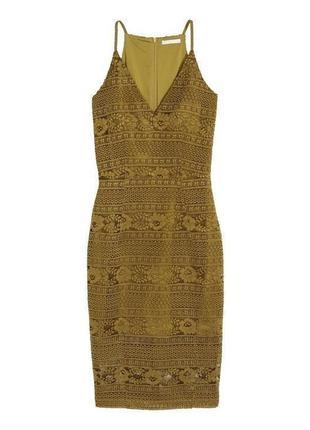 Кружевное  платье 🌿