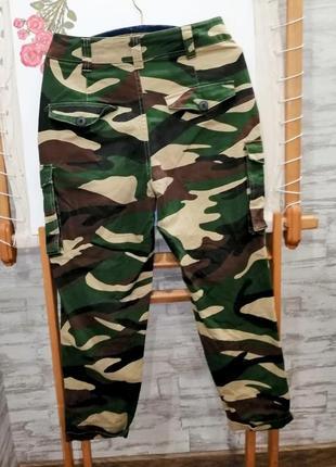 Стильные карго джинсы3 фото