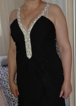 Вечернее платье js boutique
