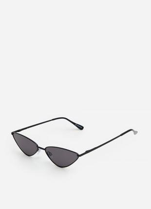 Солнечные очки кошачий глаз