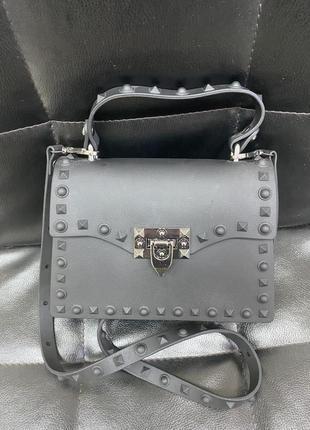 Резиновая сумка