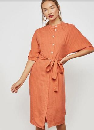 Платье mango сарафан сукня на ґудзиках