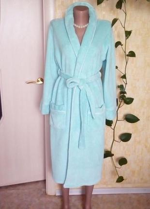 Роскошный плюшевый халат с поясом/халат/платье/кофта/ночнушка/слип/кигуруми/пижама