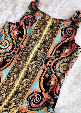 Платье в стиле dolce&gabbana