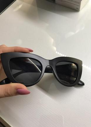 """В наличие солнцезащитные матовые очки""""кошачий глаз"""",хит 2021года!"""