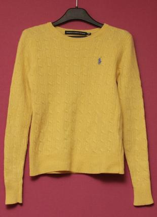 Polo ralph lauren рр s свитер из шерсти