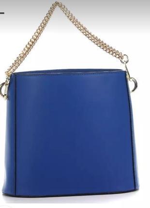 Новая женская сумочка из натуральной кожи производство италия
