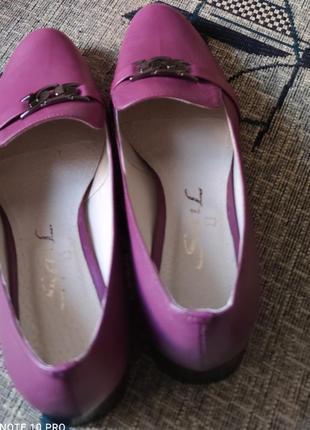 Туфлі жіночі 37 розмір