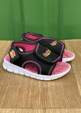 Skechers сандали  оригинал 22 размер