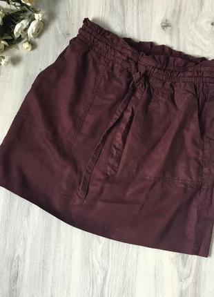 Фирменная юбка h&m , размер 38