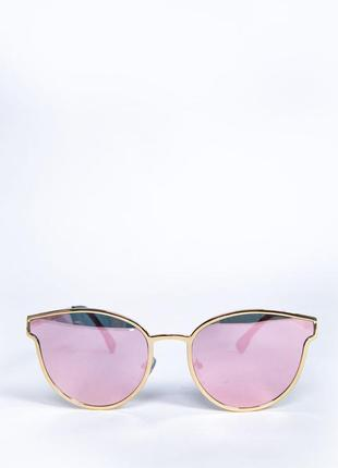 Очки женские солнцезащитные 154r001 цвет розовый (4 цвета)