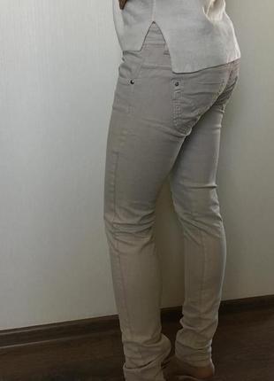Крутые летние джинсы скинни