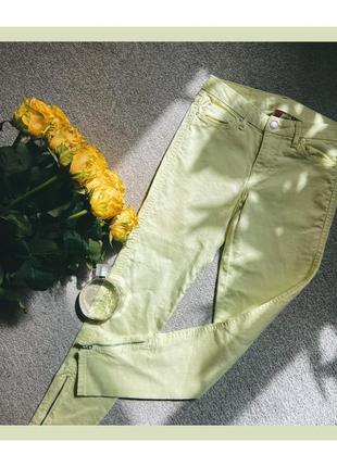 Кислотные джинсы