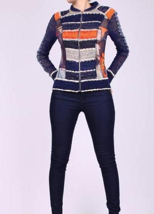 14. яркий женский летний кардиган французкого бренда lulu-h