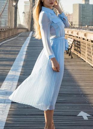 Платье шифоновое летнее sl.ira (slonevskaya)