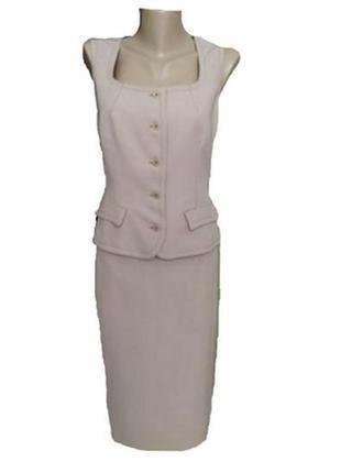 Gianfranco ferre винтажный кутюрный костюм