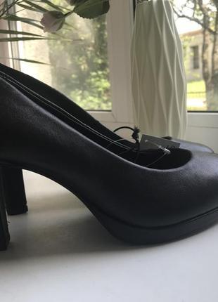 Туфлі esmara 37 розмір