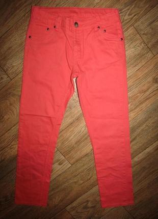 Красивые джинсы подросток или р-р м стрейч