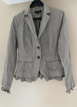 Стильный пиджак дорогой бренд модный скидки недорого новая коллекция