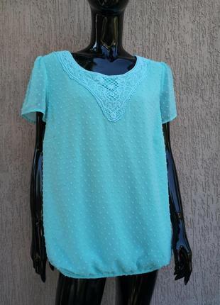 Красивая блуза батал bm collection